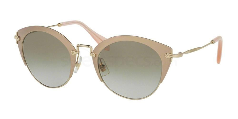 Miu Miu 53RS sunglasses pink