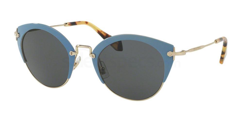 VAD1A1 MU 53RS Sunglasses, Miu Miu