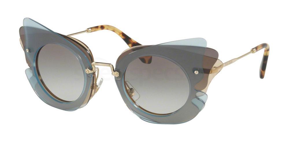 Miu Miu butterflie frame sunglasses 2016