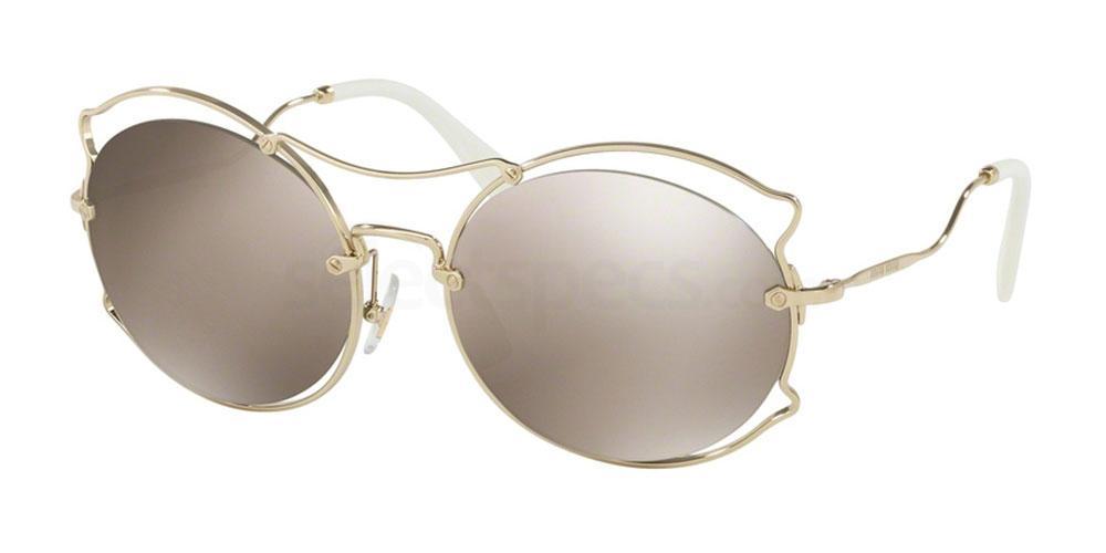 ZVN1C0 MU 50SS Sunglasses, Miu Miu