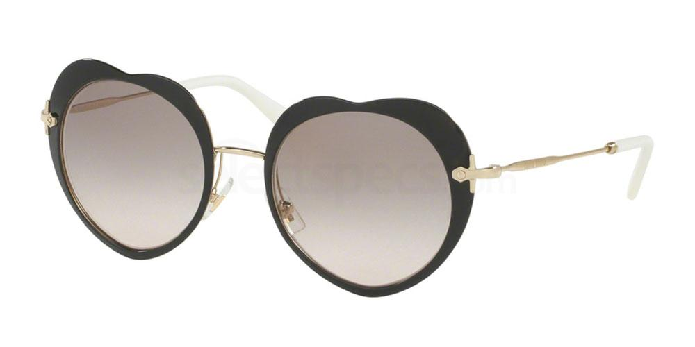 1AB4K0 MU 54RS Sunglasses, Miu Miu
