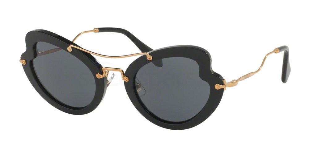 1AB1A1 MU 11RS Sunglasses, Miu Miu