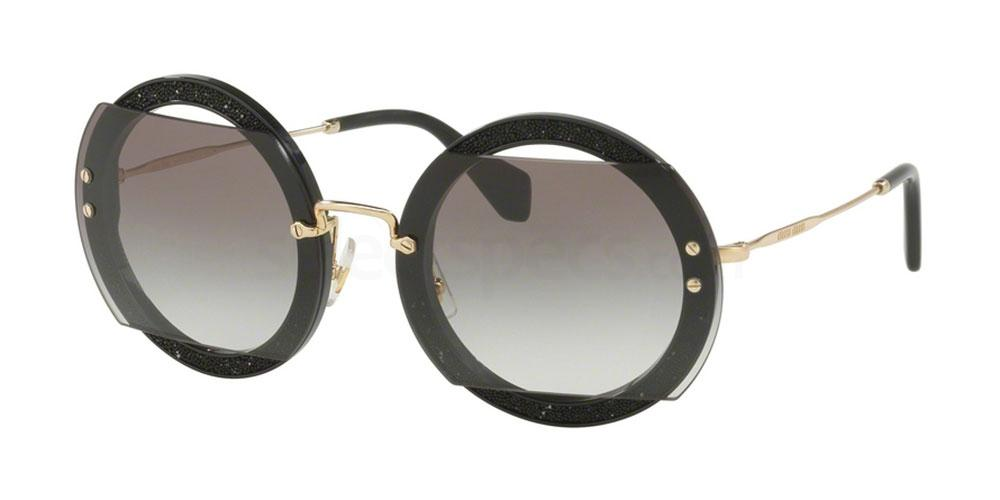 1AB0A7 MU 06SS Sunglasses, Miu Miu