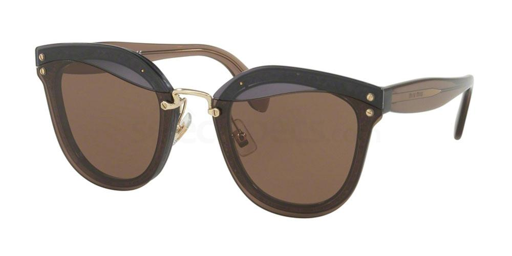 CMT9L1 MU 03TS Sunglasses, Miu Miu