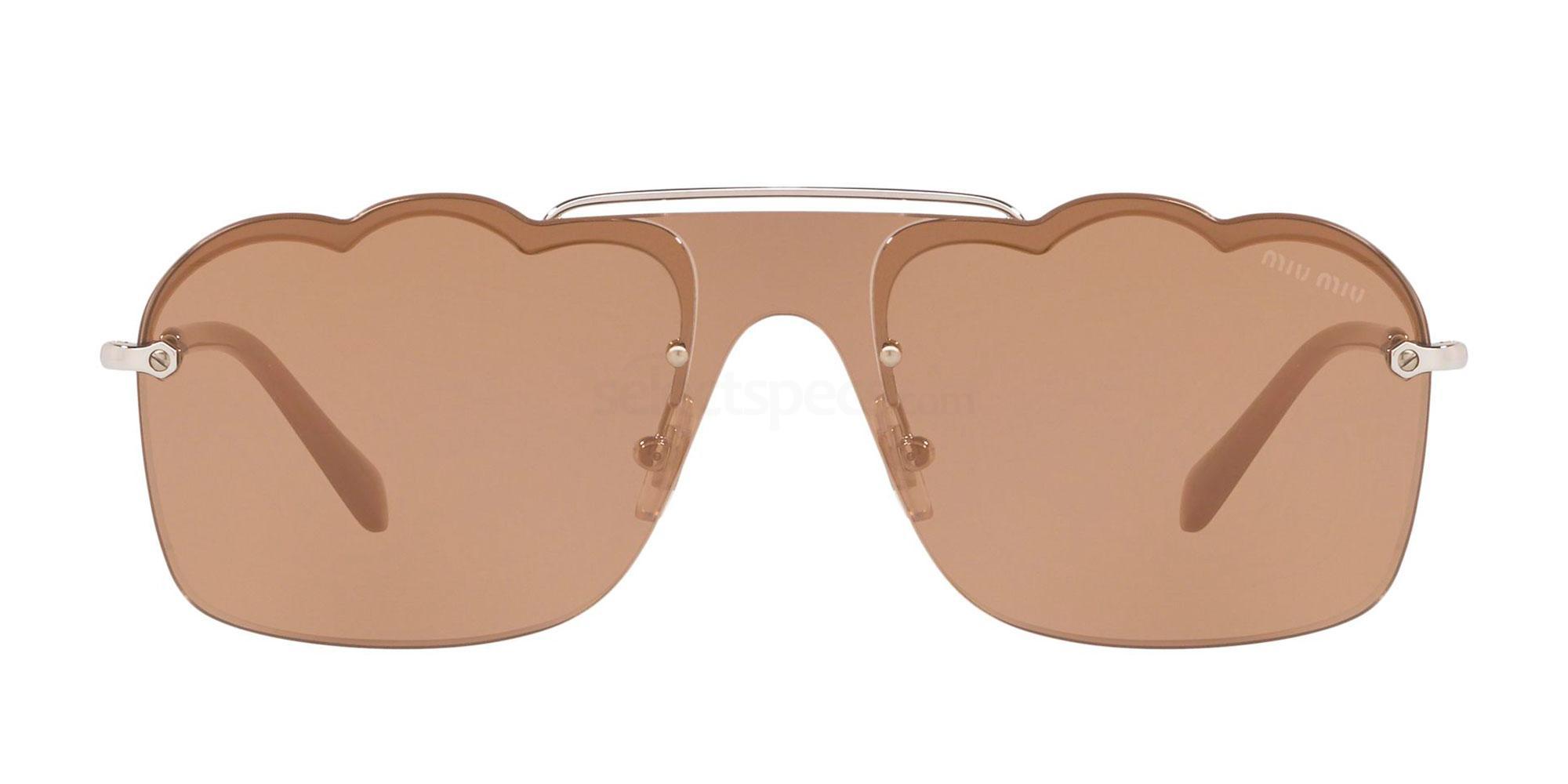1BC176 MU 55US Sunglasses, Miu Miu