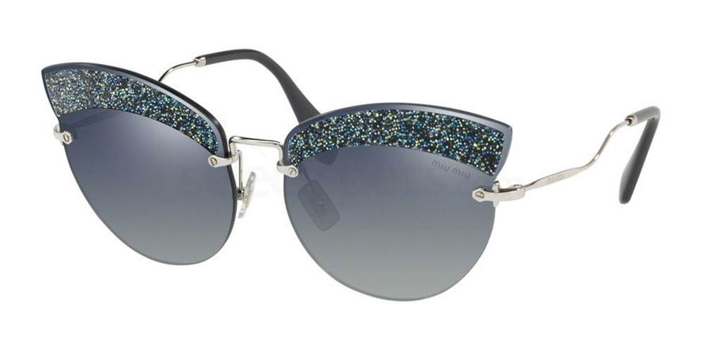 D47148 MU 58TS Sunglasses, Miu Miu