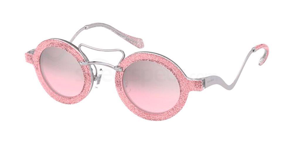 1467L1 MU 02VS Sunglasses, Miu Miu