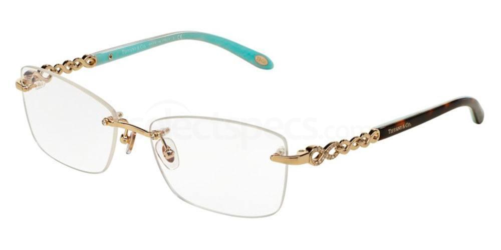 6021 TF1117B Glasses, Tiffany & Co.