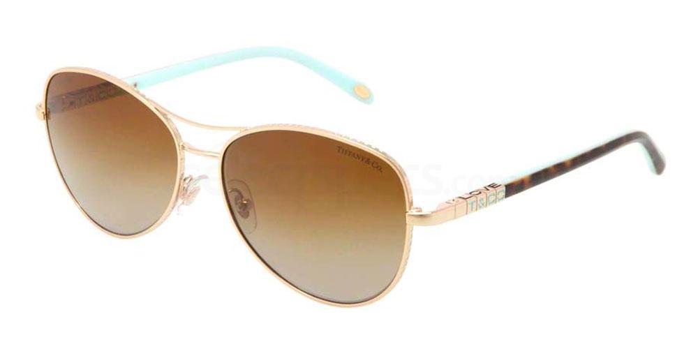 6084T5 TF3041 Sunglasses, Tiffany & Co.