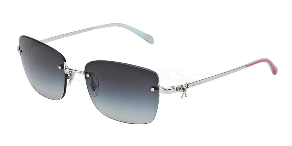60013C TF3045 Sunglasses, Tiffany & Co.