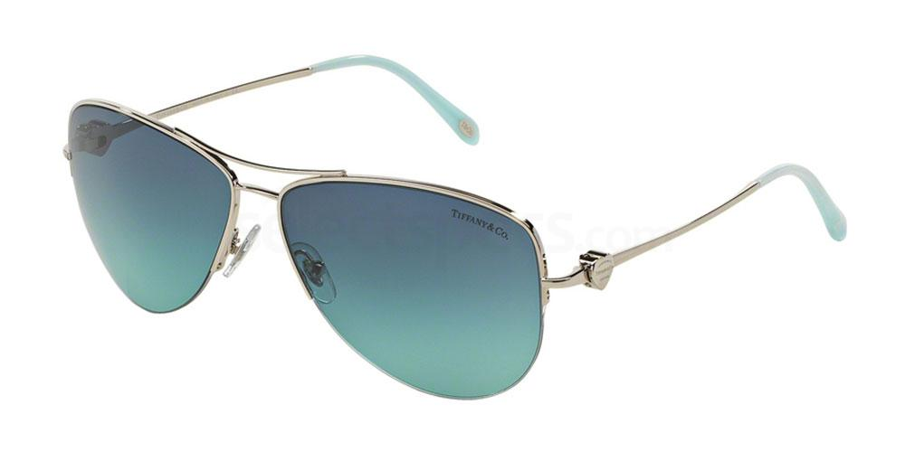 60029S TF3021 Sunglasses, Tiffany & Co.