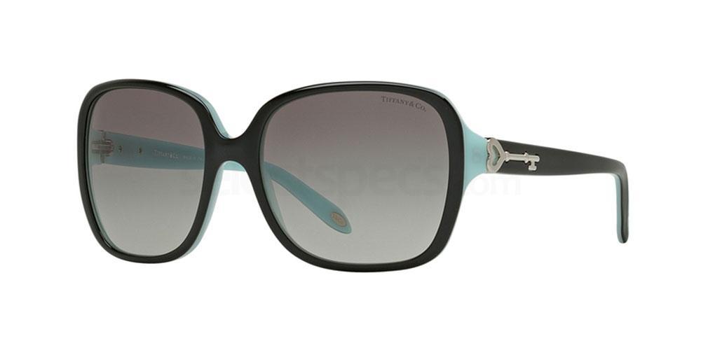 80553C TF4056 Sunglasses, Tiffany & Co.