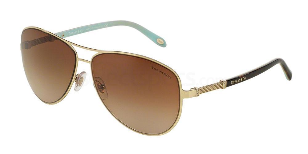 60913B TF3048B Sunglasses, Tiffany & Co.