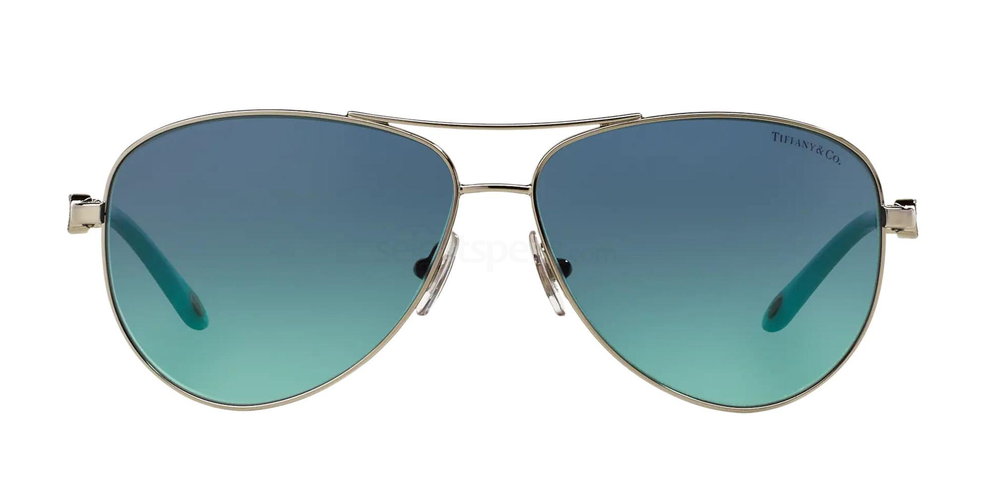60019S TF3049B Sunglasses, Tiffany & Co.