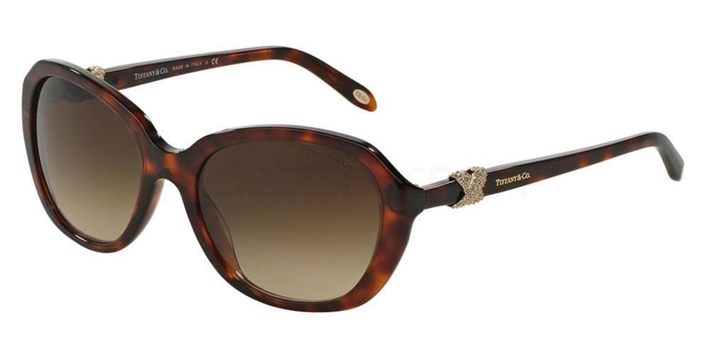 80023B TF4108B Sunglasses, Tiffany & Co.