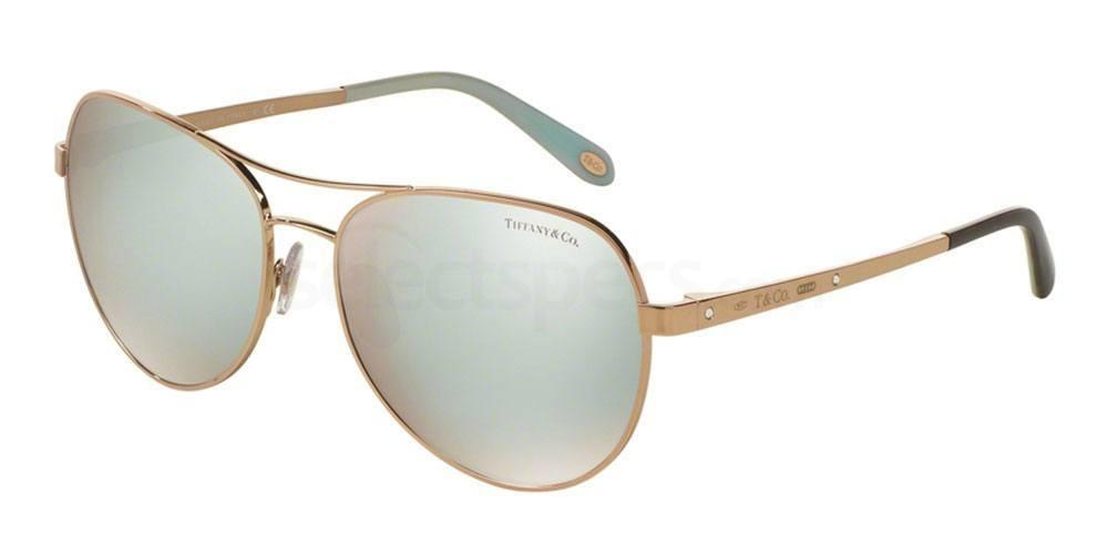 610564 TF3051B Sunglasses, Tiffany & Co.
