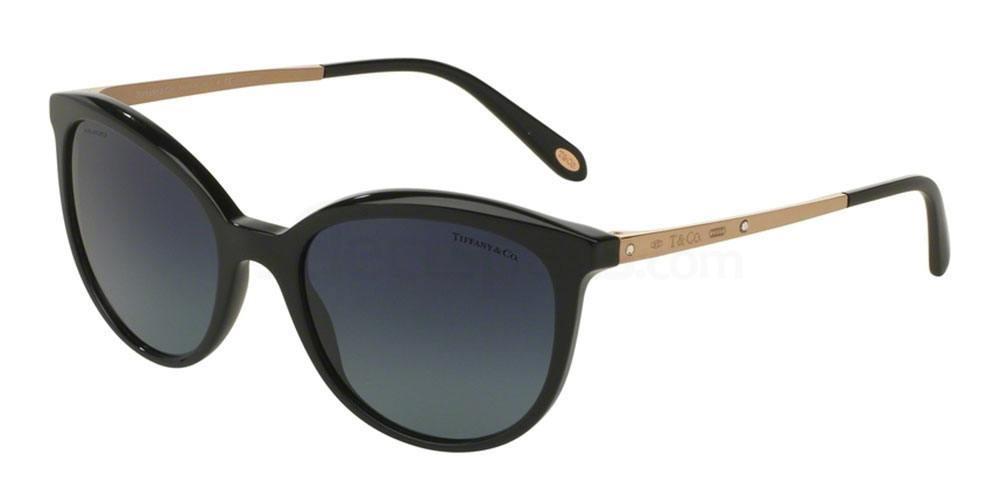 80014U TF4117B Sunglasses, Tiffany & Co.