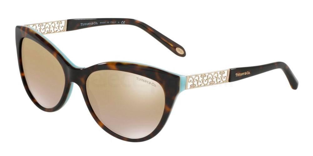 81346E TF4119 Sunglasses, Tiffany & Co.