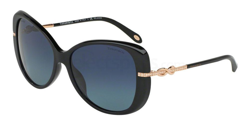 80014U TF4126B Sunglasses, Tiffany & Co.