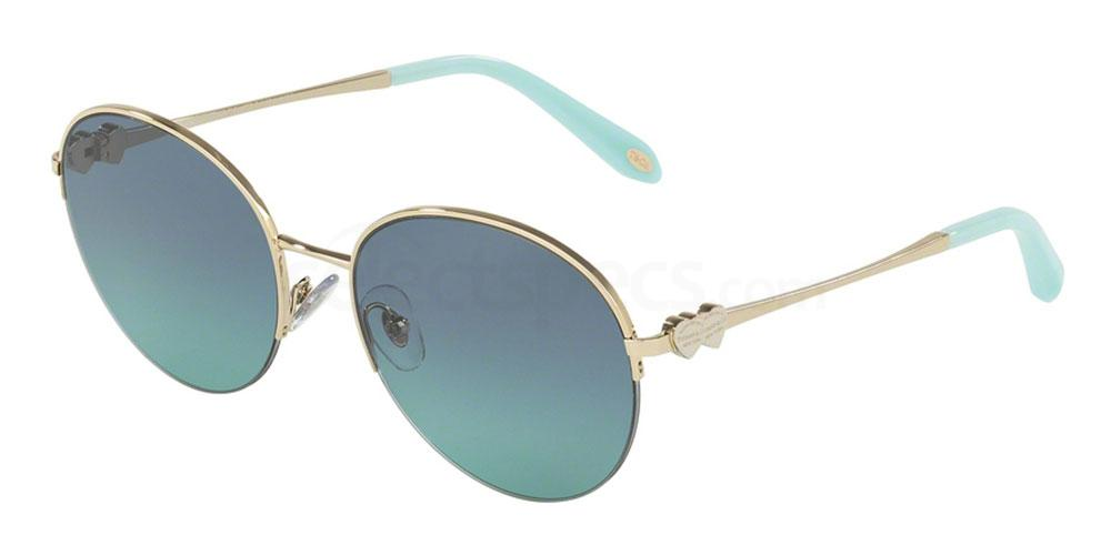 60219S TF3053 Sunglasses, Tiffany & Co.
