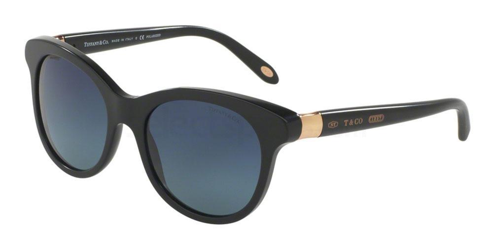 80014U TF4125 Sunglasses, Tiffany & Co.