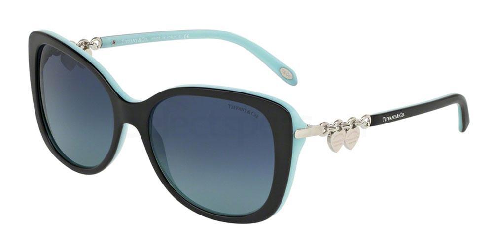 80559S TF4129 Sunglasses, Tiffany & Co.