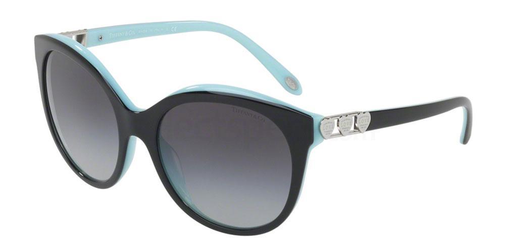 80553C TF4133 Sunglasses, Tiffany & Co.