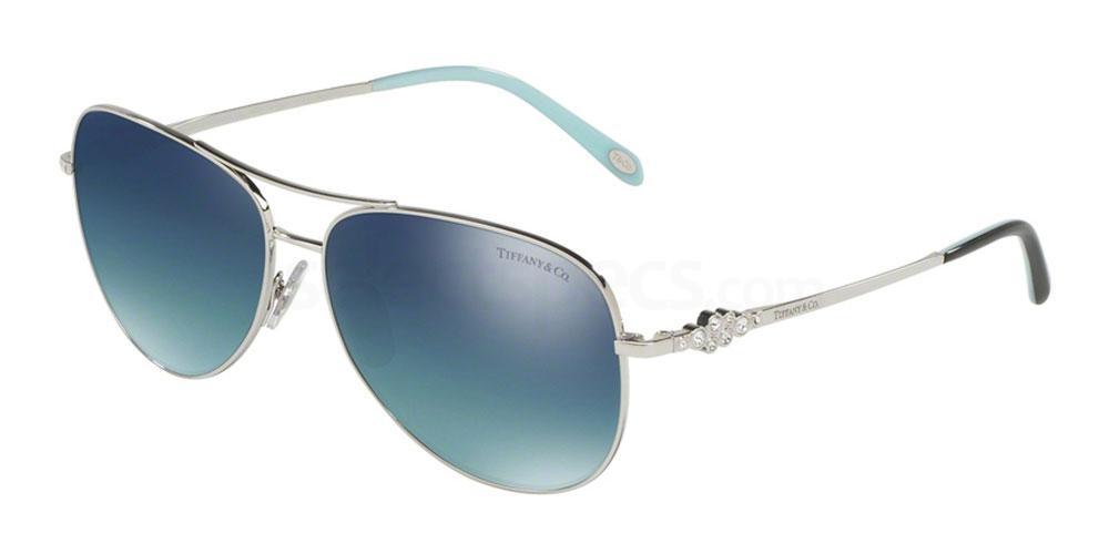 60014Y TF3052B Sunglasses, Tiffany & Co.