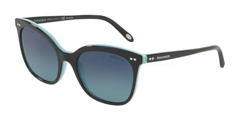 80554U TF4140 Sunglasses, Tiffany & Co.