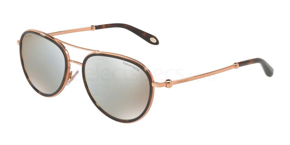 6126H6 TF3059 Sunglasses, Tiffany & Co.