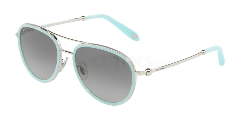 60013C TF3059 Sunglasses, Tiffany & Co.