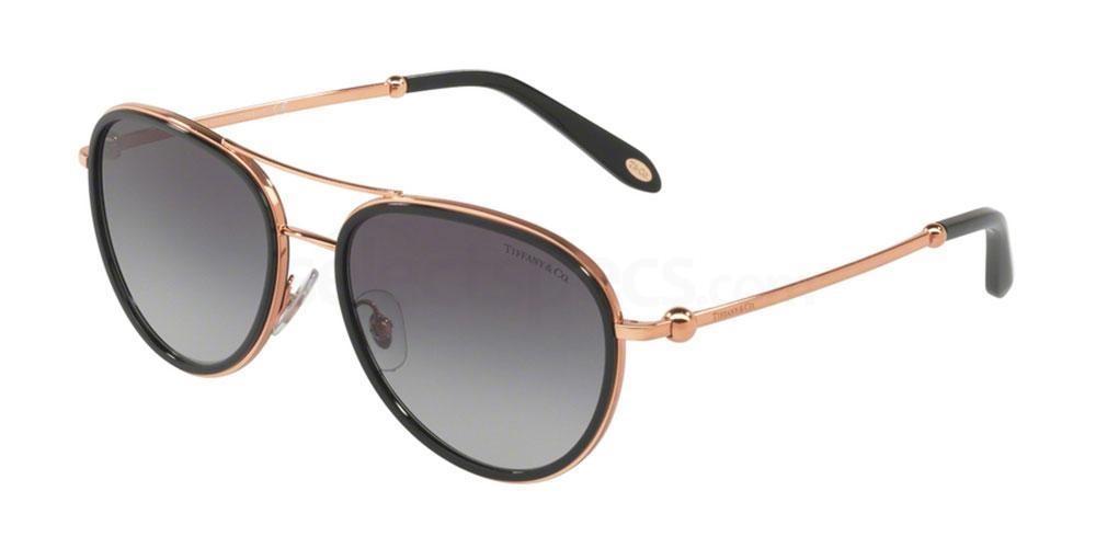 61053C TF3059 Sunglasses, Tiffany & Co.