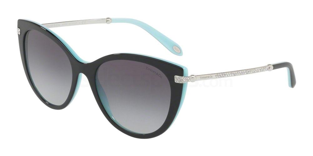80553C TF4143B Sunglasses, Tiffany & Co.