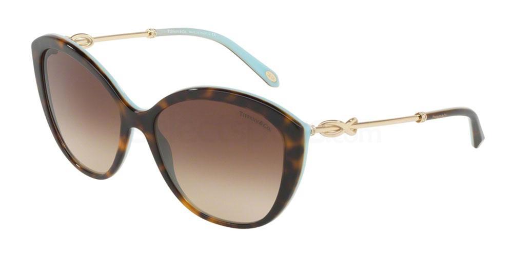 81343B TF4144B Sunglasses, Tiffany & Co.
