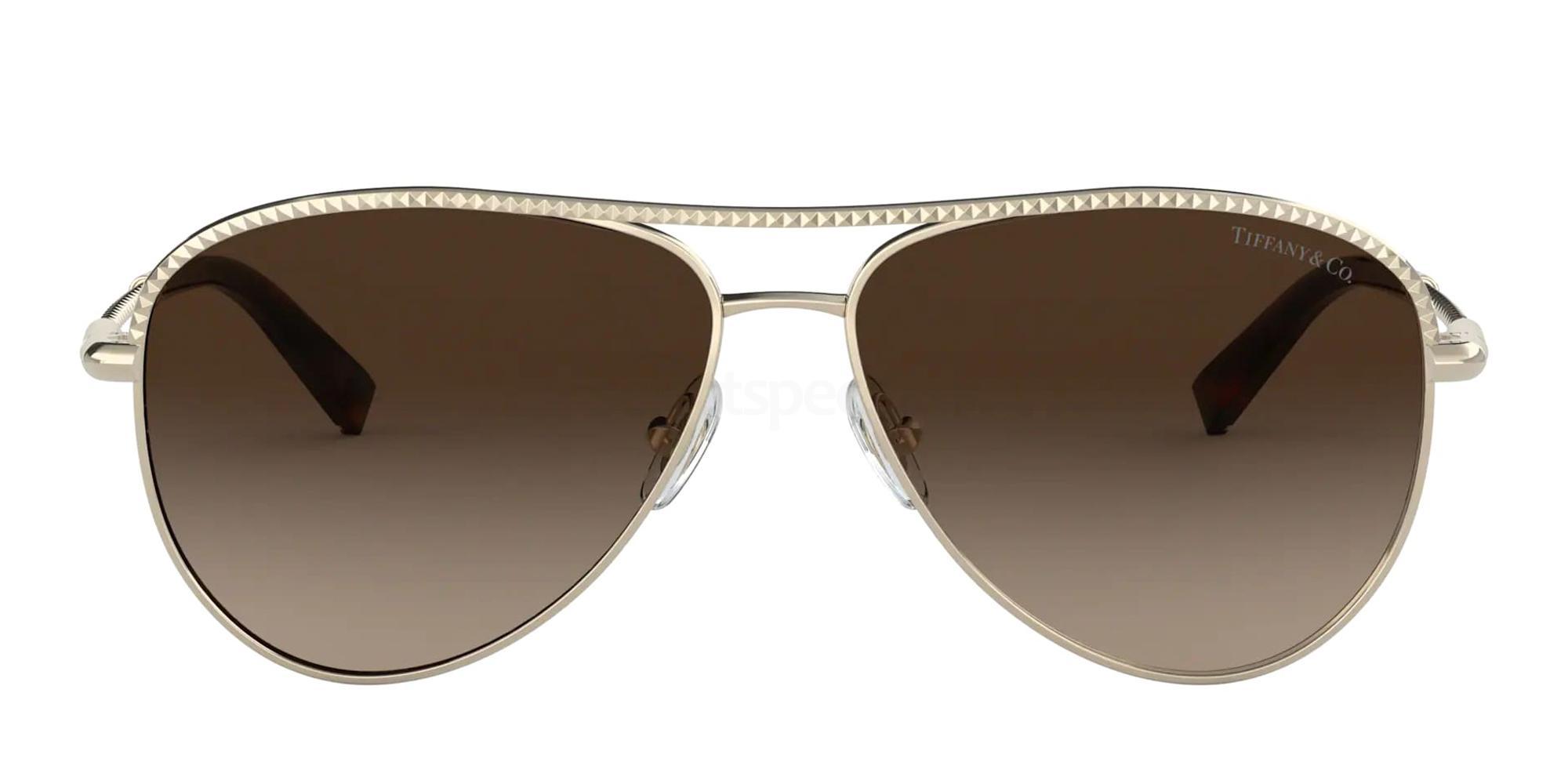 60213B TF3062 Sunglasses, Tiffany & Co.