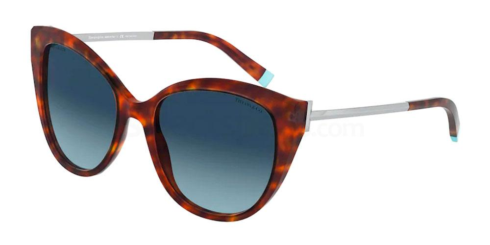 80024U TF4166 Sunglasses, Tiffany & Co.