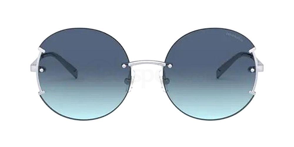 60019S TF3071 Sunglasses, Tiffany & Co.