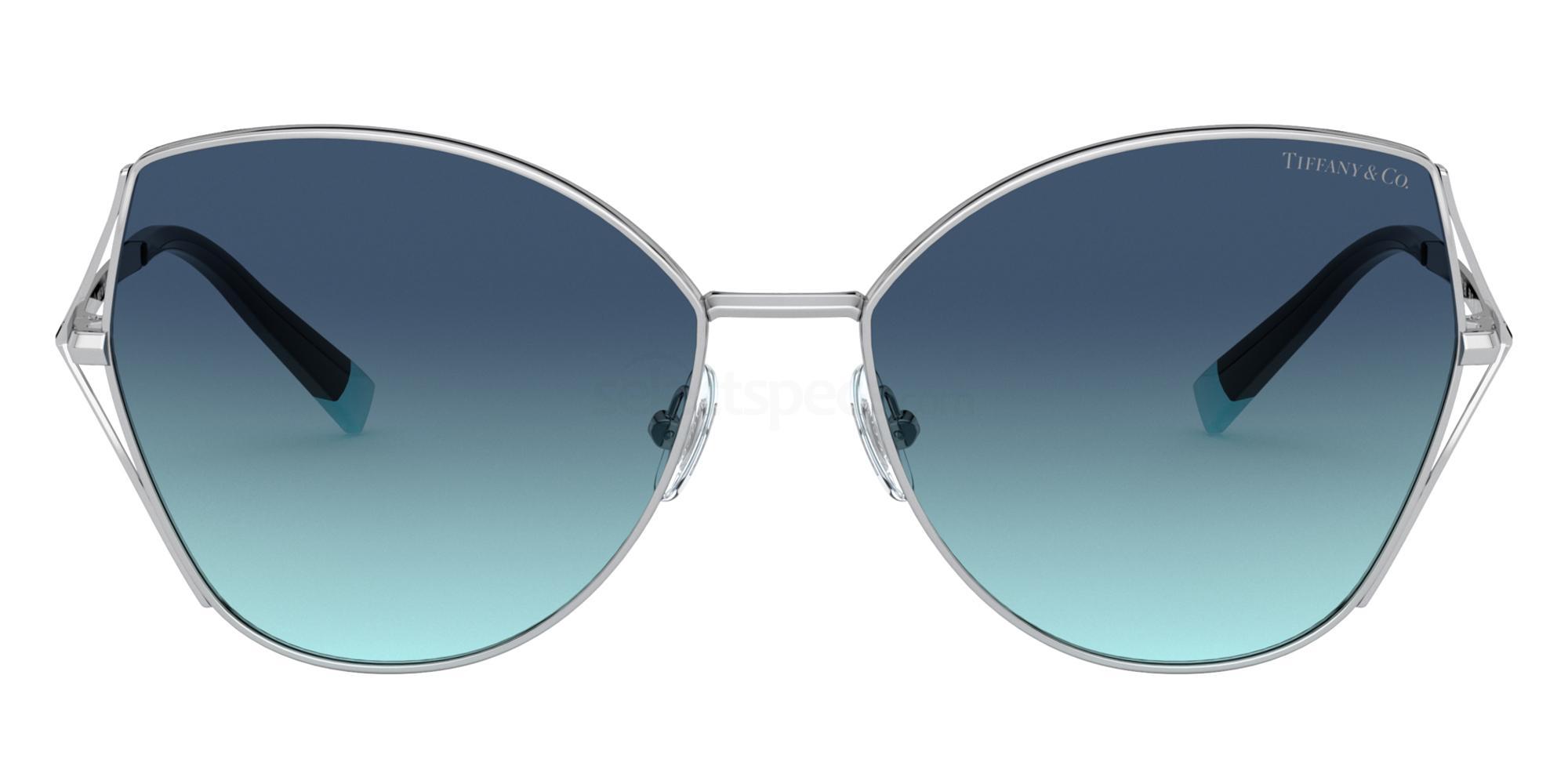 60019S TF3072 Sunglasses, Tiffany & Co.