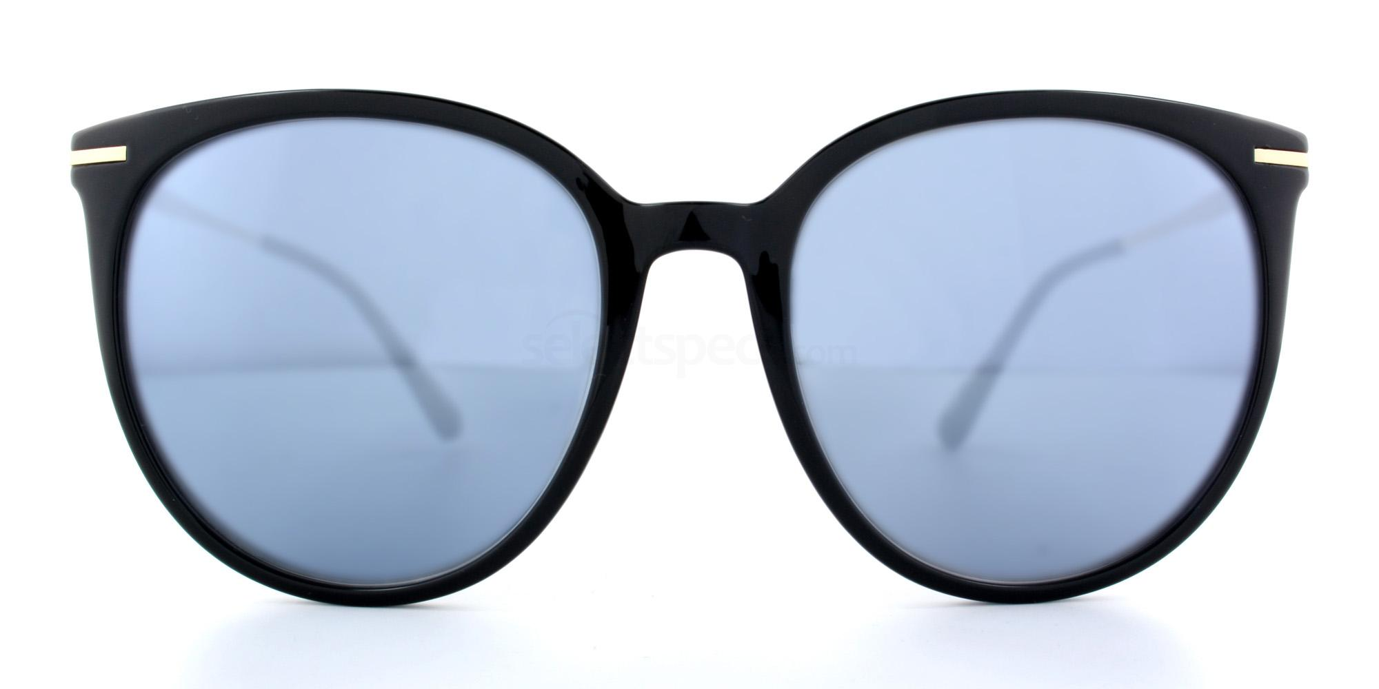 Black 6092 Sunglasses, Icon