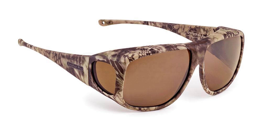 AV004AKR Fitovers Aviator Kryptek Sunglasses, Jonathan Paul