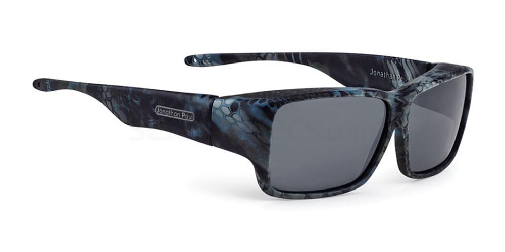 OE006KR Fitovers Oogee Kryptek Sunglasses, Jonathan Paul