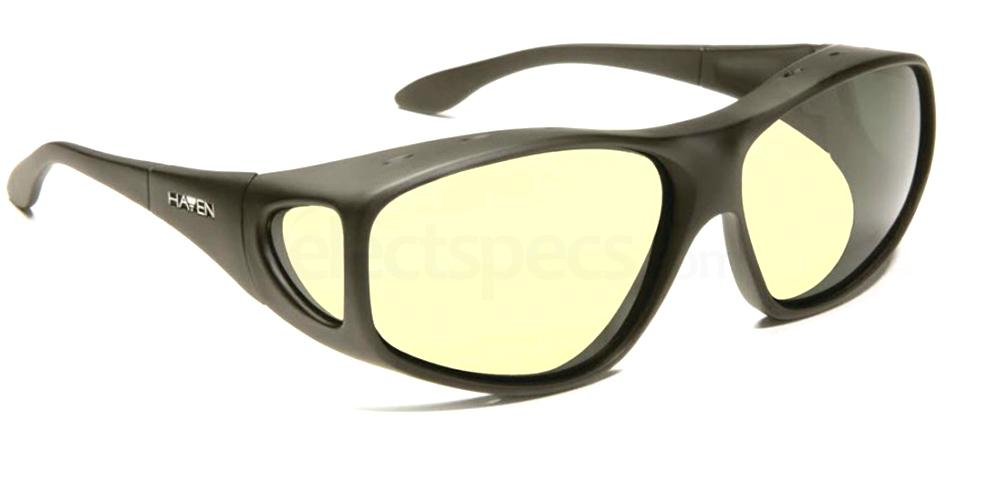 16/144/0000 Nighth Drivers Fits Over Sport  XL Tapered Square Sunglasses, Haven