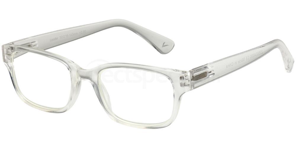 DIY glitter reading glasses