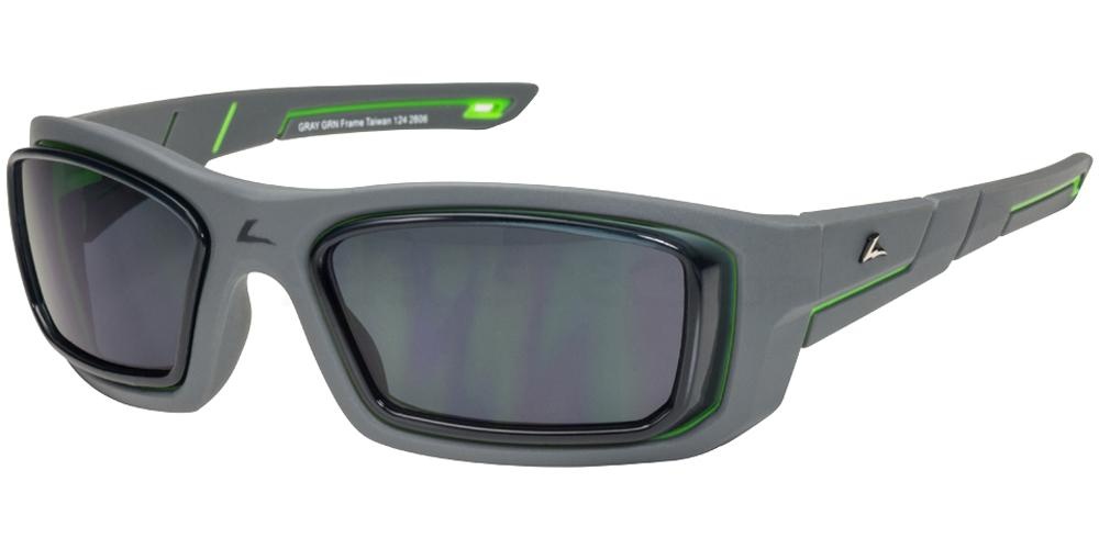 451191000 RX Sunglasses Fusion Sunglasses, LEADER