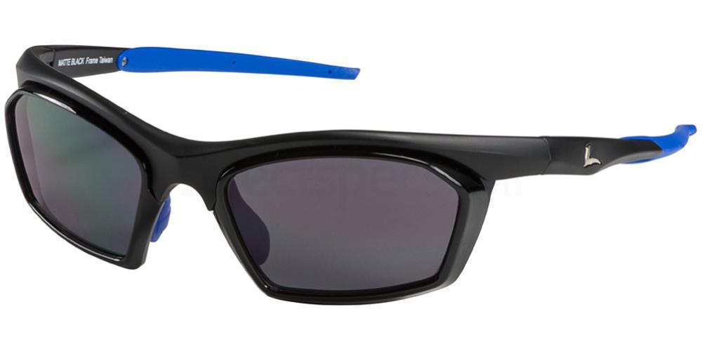 453001000 RX Sunglasses Tracker Sunglasses, LEADER