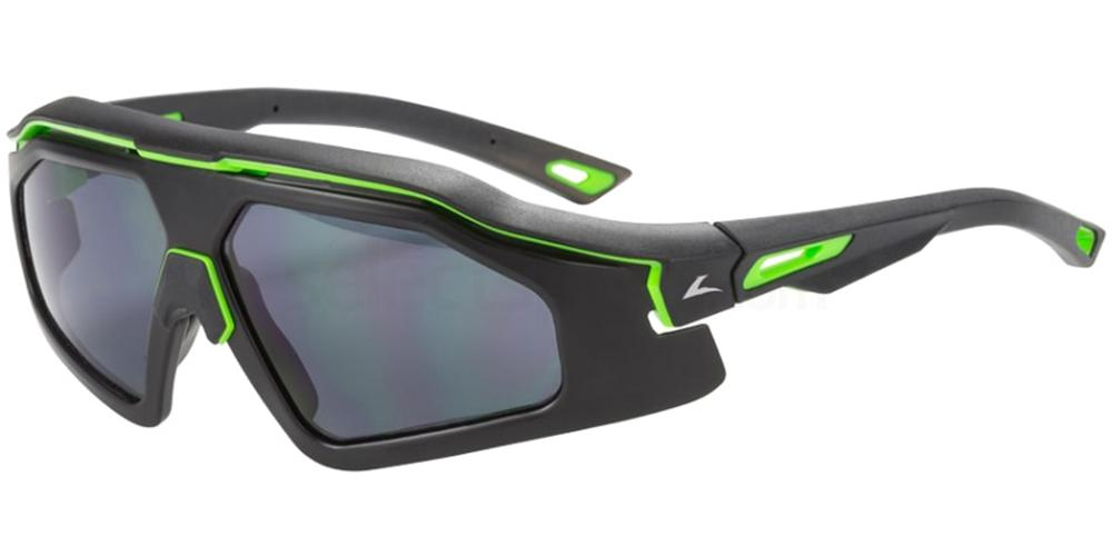 451221000 RX Sunglasses Trail Blazer Sunglasses, LEADER
