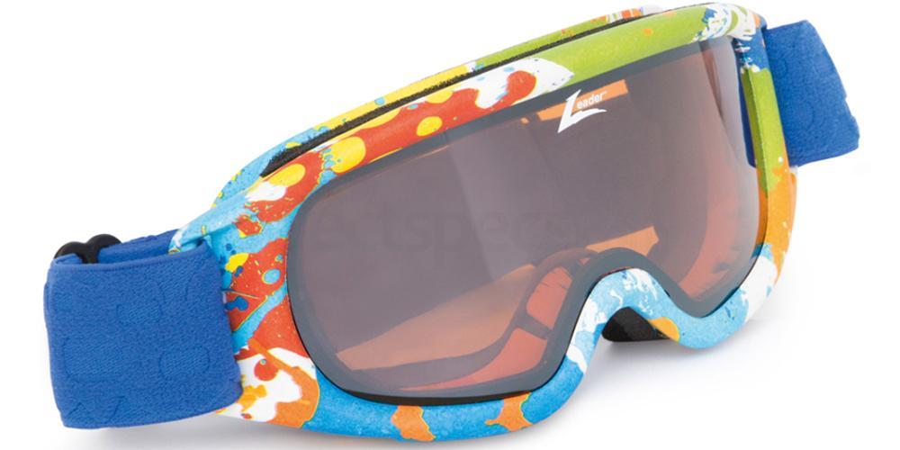 "461051000 ""Over-the-Glasses"" Ski Goggles Sprayer Goggles, LEADER"