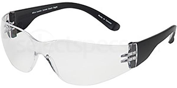 RE1350-CB Ready-to-Wear Plano Sports Goggles Court Sight Junior Accessories, LEADER