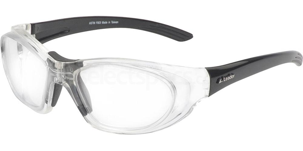 Clear Rx Sports Goggle T-Zone™ Accessories, LEADER