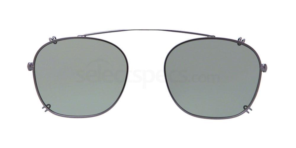 935/9A PO3007C (Sun Clip-on Lens) Sunglasses, Persol